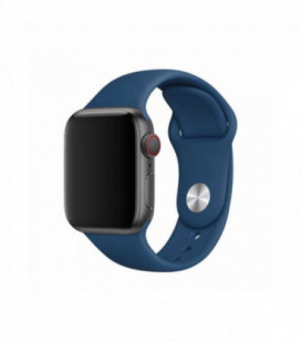 Apyrankė Devia Deluxe 40mm Apple Watch mėlyna