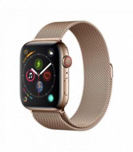 Apyrankė Devia Elegant Milanese 44mm Apple Watch aukso spalvos