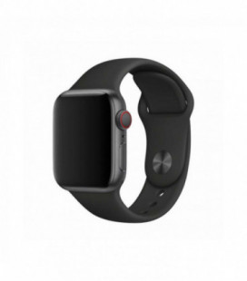 Apyrankė Devia Deluxe 44mm Apple Watch juoda