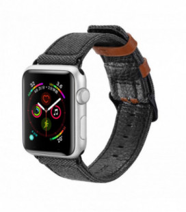 Apyrankė Dux Ducis Casual Version 38/40mm Apple Watch juoda