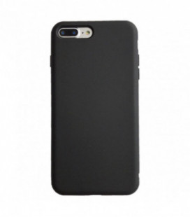 Dėklas Liquid Silicone 2.0mm Apple iPhone 11 juodas