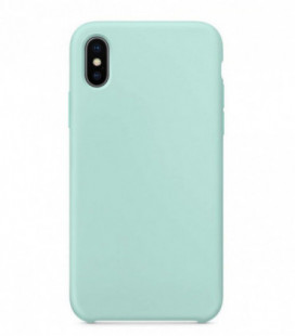 Dėklas Liquid Silicone 2.0mm Apple iPhone 11 Pro Max mėtinis