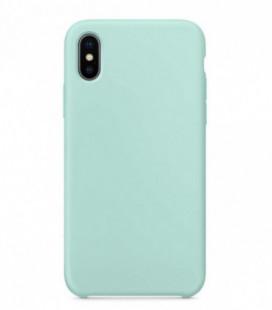 Dėklas Liquid Silicone 2.0mm Apple iPhone 11 mėtinis