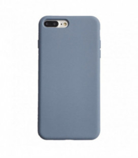 Dėklas Liquid Silicone 2.0mm Apple iPhone 11 tamsiai mėlynas