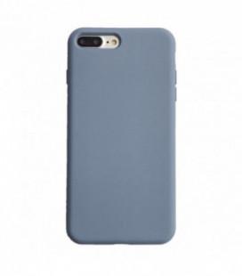Dėklas Liquid Silicone 2.0mm Apple iPhone 11 Pro Max tamsiai mėlynas