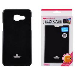 "Juodas dėklas Mercury Goospery ""Jelly Case"" Samsung Galaxy A5 2016 A510 telefonui"