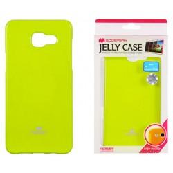 """Žalias dėklas Mercury Goospery """"Jelly Case"""" Samsung Galaxy A5 2016 A510 telefonui"""
