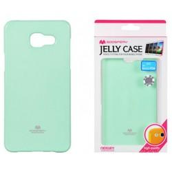"Mėtos spalvos dėklas Mercury Goospery ""Jelly Case"" Samsung Galaxy A5 2016 A510 telefonui"