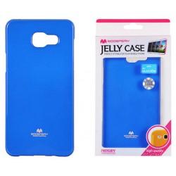 """Mėlynas dėklas Mercury Goospery """"Jelly Case"""" Samsung Galaxy A5 2016 A510 telefonui"""