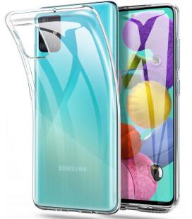 """Skaidrus dėklas Samsung Galaxy A71 telefonui """"Tech-Protect Flexair"""""""