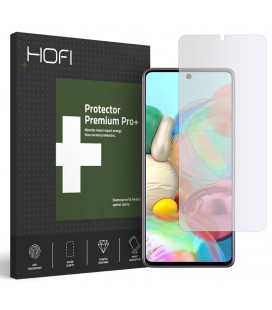 "Ekrano apsauga Samsung Galaxy A71 telefonui ""HOFI Hybrid Glass"""