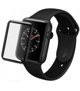 Apsauginis grūdintas stiklas 42x36mm Apple Watch laikrodžiui
