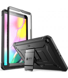 """Juodas dėklas Samsung Galaxy TAB A 10.1 2019 T510/T515 planšetei """"Supcase Unicorn Beetle Pro"""""""