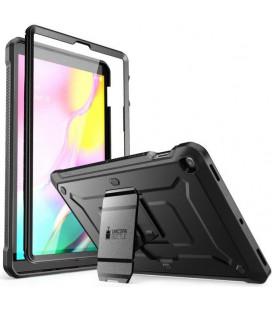 """Juodas dėklas Samsing Galaxy TAB S5E 10.5 2019 T720/T725 planšetei """"Supcase Unicorn Beetle Pro"""""""