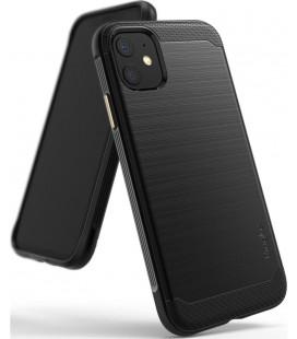 """Juodas dėklas Apple iPhone 11 telefonui """"Ringke Onyx"""""""