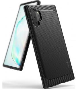 """Juodas dėklas Samsung Galaxy Note 10 Plus telefonui """"Ringke Onyx"""""""