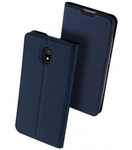 """Mėlynas atverčiamas dėklas Xiaomi Redmi 8A telefonui """"Dux Ducis Skin Pro"""""""