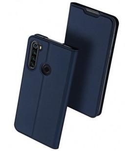 """Mėlynas atverčiamas dėklas Xiaomi Redmi Note 8T telefonui """"Dux Ducis Skin Pro"""""""