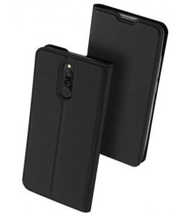 """Juodas atverčiamas dėklas Xiaomi Redmi 8 telefonui """"Dux Ducis Skin Pro"""""""