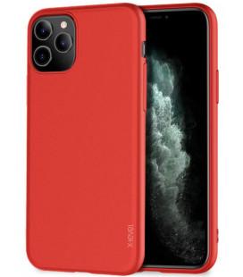 """Raudonas dėklas Apple iPhone 11 Pro Max telefonui """"X-Level Guardian"""""""