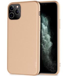 """Auksinės spalvos dėklas Apple iPhone 11 Pro Max telefonui """"X-Level Guardian"""""""