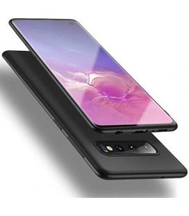 """Juodas dėklas Samsung Galaxy S10 telefonui """"X-Level Guardian"""""""