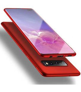 """Raudonas dėklas Samsung Galaxy S10 telefonui """"X-Level Guardian"""""""