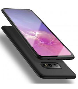 """Juodas dėklas Samsung Galaxy S10E telefonui """"X-Level Guardian"""""""