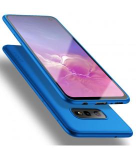 "Mėlynas dėklas Samsung Galaxy S10E telefonui ""X-Level Guardian"""