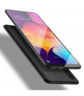 "Juodas dėklas Samsung Galaxy A50 telefonui ""X-Level Guardian"""