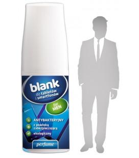 """Antibakterinis ekranų valymo purškalas 30ml """"Blank Men"""""""