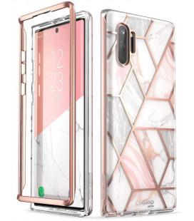 """Dėklas su marmuro efektu Samsung Galaxy Note 10 Plus telefonui """"Supcase Cosmo"""""""
