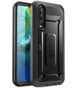 """Juodas deklas Huawei P30 telefonui """"Supcase Unicorn Beetle Pro"""""""