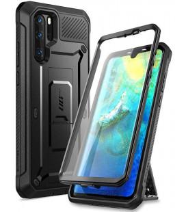 """Juodas deklas Huawei P30 Pro telefonui """"Supcase Unicorn Beetle Pro"""""""