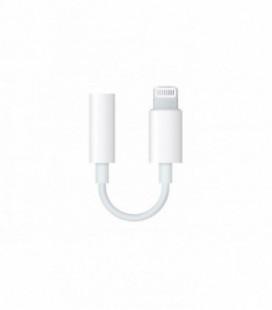 Audio adapteris Apple Lightning į 3,5mm HQ (tik muzikos klausimui)