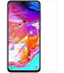 """Apsauginis grūdintas stiklas 0,2mm Samsung Galaxy A70 / A70s telefonui """"Nillkin Amazing H+ PRO"""""""