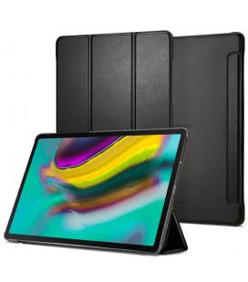"Juodas atverčiamas dėklas Samsung Galaxy TAB S5E 10.5 2019 T720/T725 plašetei ""Spigen Smart Fold"""