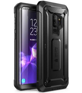 """Juodas dėklas Samsung Galaxy S9 Plus telefonui """"Supcase Unicorn Beetle Pro"""""""