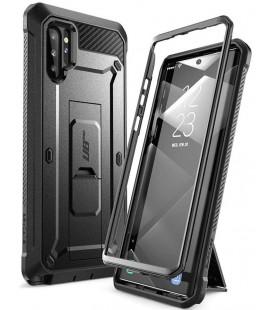 """Juodas dėklas Samsung Galaxy Note 10 Plus telefonui """"Supcase Unicorn Beetle Pro"""""""