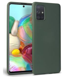 """Žalias dėklas Samsung Galaxy A71 telefonui """"Tech-protect Icon"""""""