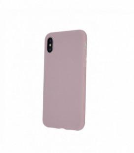 Dėklas Rubber TPU Samsung Note 10 Lite/A81 rožinis
