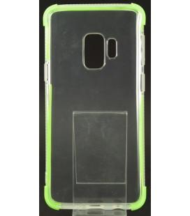 """Žalias silikoninis dėklas Samsung Galaxy S9 telefonui """"Summer Case"""""""