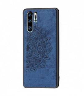 Dėklas Mandala Samsung A515 A51 tamsiai mėlynas