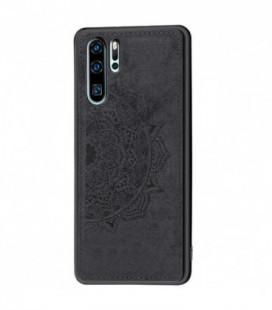Dėklas Mandala Samsung A715 A71 juodas