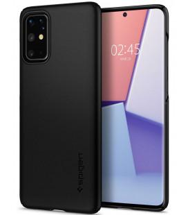 "Juodas dėklas Samsung Galaxy S20 Plus telefonui ""Spigen Thin Fit"""