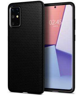 """Juodas dėklas Samsung Galaxy S20 Plus telefonui """"Spigen Liquid Air"""""""