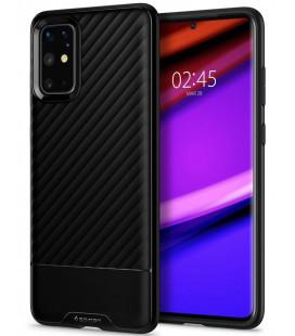 """Juodas dėklas Samsung Galaxy S20 Plus telefonui """"Spigen Core Armor"""""""