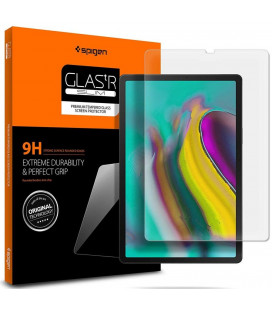 """Apsauginis grūdintas stiklas Samsung Galaxy Tab S5E 10.5 2019 T720 / T725 planšetei """"Spigen Glas.TR Slim"""""""