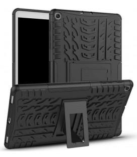 """Juodas dėklas Samsung Galaxy Tab A 10.1 2019 T510 / T515 planšetei """"Tech-Protect Armorlok"""""""
