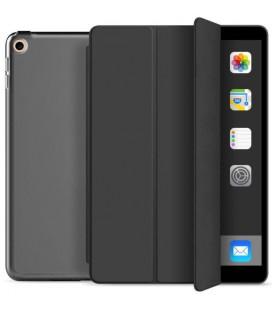 """Juodas atverčiamas dėklas Apple iPad 10.2 2019 planšetei """"Tech-Protect Smartcase"""""""